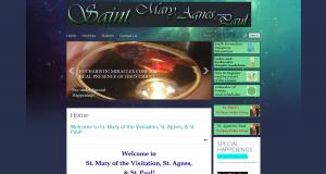 Saint Mary's, Saint Agnes, & Saint Paul Parishes