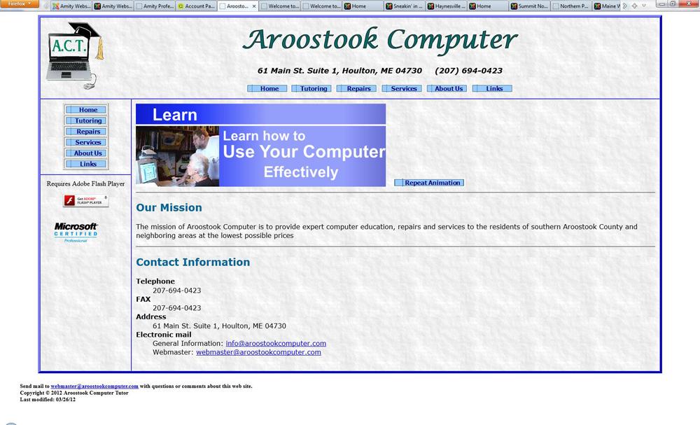 Aroostook Computer