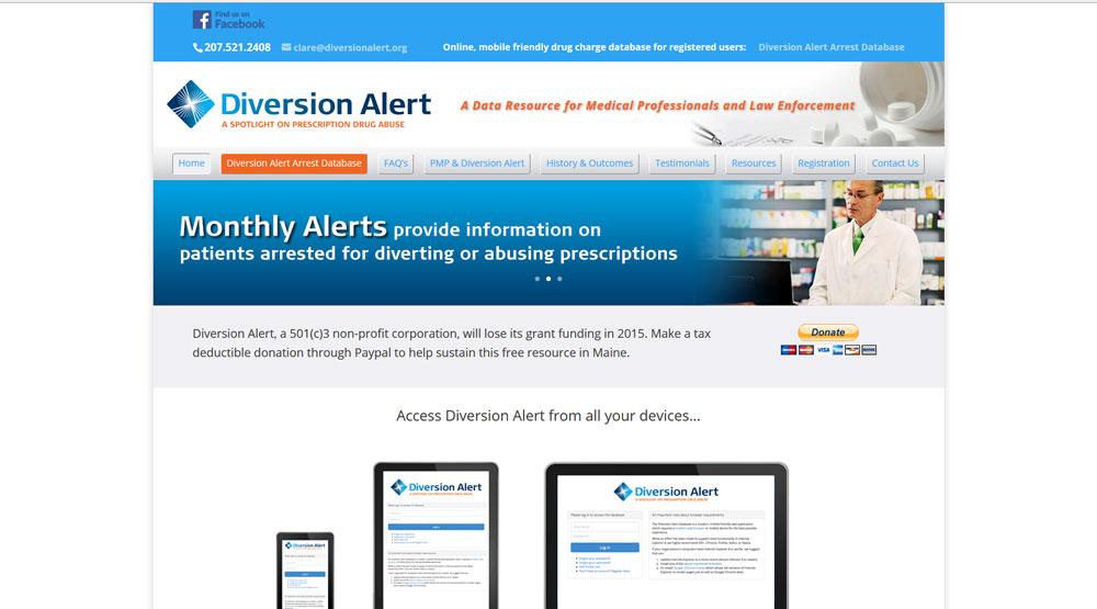 Diversion Alert